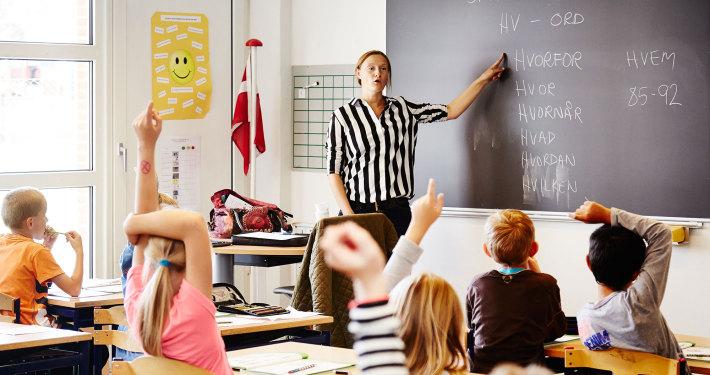 Lærer i indskolingen