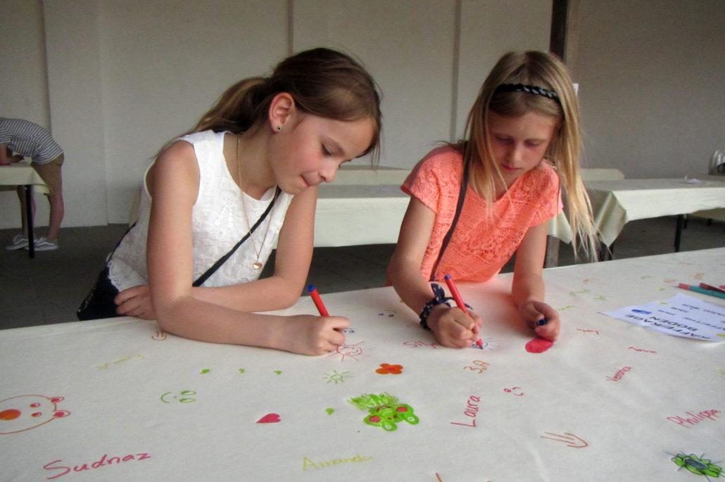 Sol og sommerfest i SFO'en – Randers Realskole